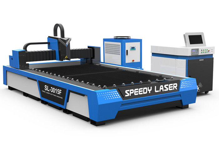 2000W fiber laser cutting machine for cutting 4mm stainless steel