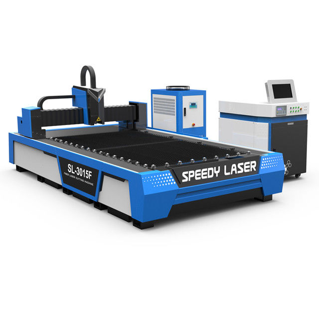 Free training HSG fiber laser CNC fiber laser metal cutting machine 2000W fiber laser cutting machine